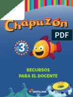 Chapuzon 3 docente