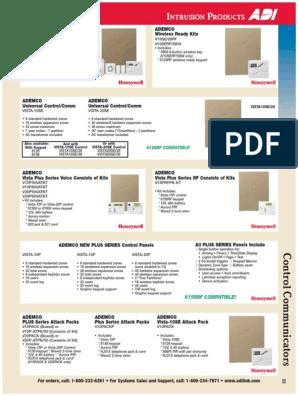 Catalgogo de Productos Adi | Backlight | Multiplexing on