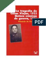 Eduardo de Guzman. La Tragedia de Casas Viejas(1)