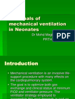 12879425 Principals of Mechanical Ventilation