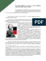 Lecturas Inquietas Louise Michel La Comuna de Paris