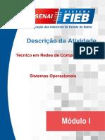 TDP01 - Seminário