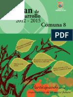 Plan de Desarrollo Comuna 8