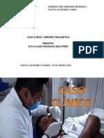 Caso Clinico Fibroma Trauamatico