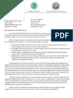Housing Court Letter 11.1.4.17