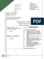 James Damore Lawsuit