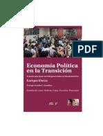 La Economía Política en La Transición........ Elorza-Fisyp