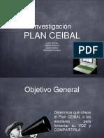 Investigacion del Plan Ceibal Uruguay