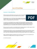 Coaching - Transcript