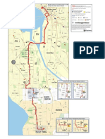 RapidRide H Line Proposed Stops and Corridor Options