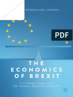 Philip B. Whyman, Alina I. Petrescu-The Economics of Brexit_ a Cost-Benefit Analysis of the UK's Economic Relationship With the EU-Palgrave Macmillan (2017)