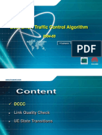 C11 Best Effort Traffic Control Algorithm