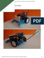 Matriz Led y Servo Motor
