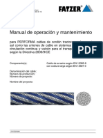 01 Wire Rope Manual Fatzer ESP