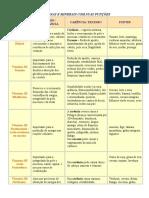 Vitaminas e Minerais Com Suas Funções