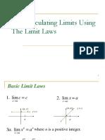 2_3 Basic Limit Laws