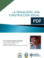 La Sexualidad, Una Construcción Social