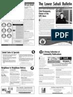 Lower Sahali Bulletin Issue 11