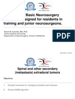 Daniel Sciubba - Spinal and other secondary metastasis extradural tumors.pdf