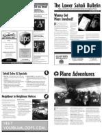 Lower Sahali Bulletin Issue 6