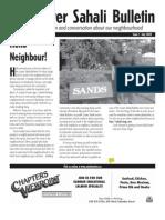 Lower Sahali Bulletin Issue 1