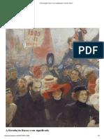 A Revolução Russa e Seu Significado _ Passa Palavra