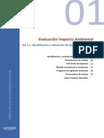 01.1.c. Identificacion y Valoracion Del Impacto Ambiental