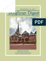 The Anglican Digest - Winter 2017