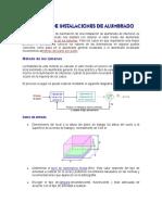 Cálculo de Luminarias Método de Lumenes