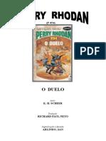 P-054 - O Duelo - K. H. Scheer