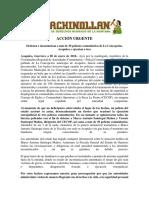 Detienen e Incomunican a Más de 30 Policías Comunitarios de La Concepción, Acapulco y Ejecutan a Tres