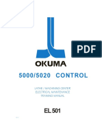 EL 501 OSP 5020 Electrical Maintenance RevD