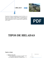 Heladas- Marco Teorico