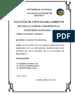 Medicion de Presion de Localidad Huanchac Final