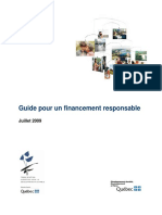Guide Finance Responsable