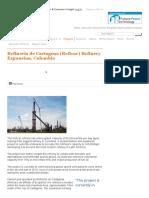 Refineria de Cartagena (Reficar) Refinery Expansion - Hydrocarbons Technology