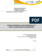 Dialnet Sistema Hipermedial Como Herramienta De Apoyo AlIntercam