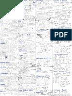 Aid Sheet