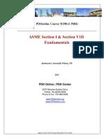 Calculo de Vaso e Caldeira - ASME