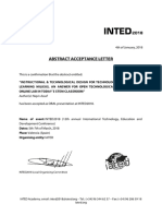 Acceptance Letter INTED2018 Paper Id 63337