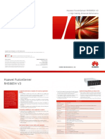 Huawei FusionServer RH5885H V3 Data Sheet