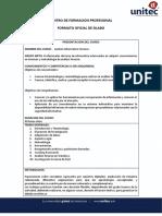 Silabo Analisis Informatico Forense