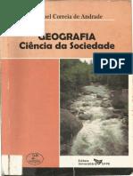 Manuel Correia de Andrade-Geografia