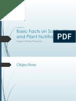 Module 2 Plant Nutrients