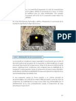 2.6 Influencia de La Forma, Tamaño y Orientación de Las Excavaciones Manual de Rocas Sociedad Nacional de Minería Petroleo y Energía