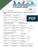 Soal IPA Kelas 3 SD Bab 8 Gerak Dilengkapi Kunci Jawaban.pdf