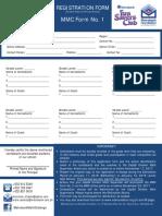 Form 1 MMC 2018 _Registration Form__2