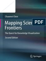 Chaomei Chen (Auth.) Mapping Scientific Frontiers_ the Quest for Knowledge Visualization 2013