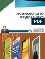 Aposentadorias Do Servidor Publico- Bruno Sá Freire Martins