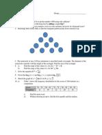 Quiz Math Form 6